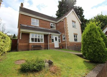 Thumbnail 4 bed detached house to rent in Berryfield Rise, Osbaston, Monmouth