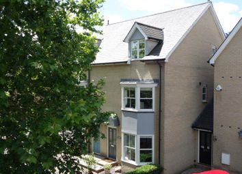 Thumbnail 4 bedroom terraced house for sale in South Parade, Lake Avenue, Bury St. Edmunds