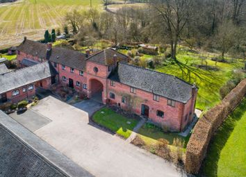 Thumbnail 5 bed barn conversion for sale in Home Farm, Geary Lane, Bretby