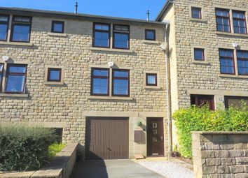 Thumbnail 4 bed town house for sale in Upper Sunny Bank Mews, Meltham, Holmfirth