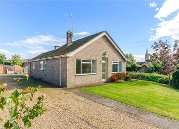 Thumbnail 3 bed detached bungalow for sale in Billingborough Road, Horbling, Sleaford, Lincs