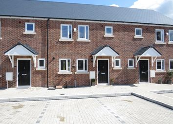 Thumbnail 3 bed terraced house for sale in Poplar Vale, Crowton, Northwich