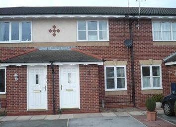 Thumbnail 2 bed terraced house to rent in Butterfly Meadows, Lockwood Road, Beverley