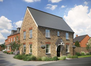 "Thumbnail 3 bed detached house for sale in ""Hadley"" at Bush Heath Lane, Harbury, Leamington Spa"