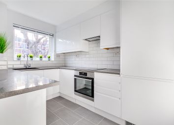 Thumbnail 1 bed flat for sale in Ravensmede Way, Chiswick, London