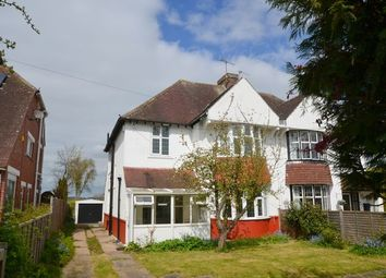 Thumbnail 3 bed semi-detached house for sale in Whimple, Exeter