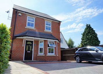 Thumbnail 3 bed detached house for sale in Stanley Road, Wokingham