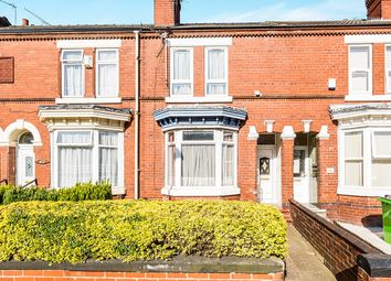 Thumbnail 3 bed terraced house for sale in Ravensworth Road, Hyde Park, Doncaster