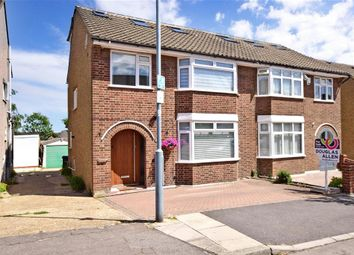 4 bed semi-detached house for sale in Copthorne Avenue, Ilford, Essex IG6