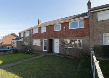Thumbnail 3 bed terraced house for sale in Clayfield View, Mexborough