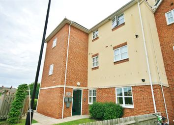 Thumbnail 1 bed flat for sale in Partridge Close, Porters View, Crewe, Cheshire