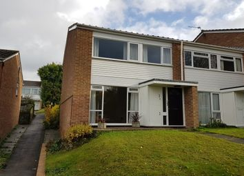 Thumbnail 3 bed end terrace house to rent in Osward, Court Wood Lane, Croydon