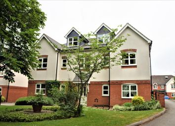 Thumbnail 2 bed flat for sale in Mill View, Anstey, Leicester