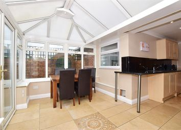 Thumbnail 2 bed semi-detached bungalow for sale in Windmill Road, Sittingbourne, Kent