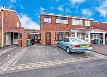 Thumbnail 3 bedroom semi-detached house to rent in Langmead Close, Walsall