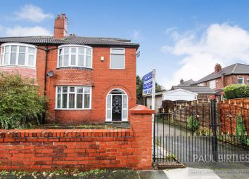 Thumbnail 4 bedroom semi-detached house for sale in Melfort Avenue, Stretford, Manchester