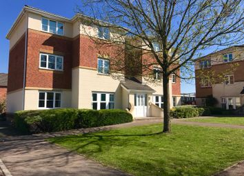 Thumbnail 2 bed flat for sale in Small Meadow Court, Caerphilly