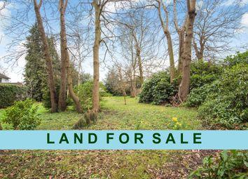 Thumbnail Land for sale in Holbrook Lane, Chislehurst