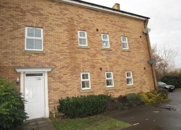 Thumbnail 2 bedroom flat for sale in Colwyn Avenue, Peterborough