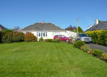 Thumbnail 2 bed detached bungalow for sale in Station Road, Brushford, Dulverton