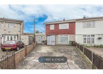 Thumbnail 3 bed semi-detached house to rent in Dagenham East, Dagenham East