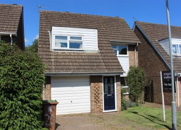 Thumbnail 3 bed detached house for sale in Gloucester Close, Weedon, Northampton