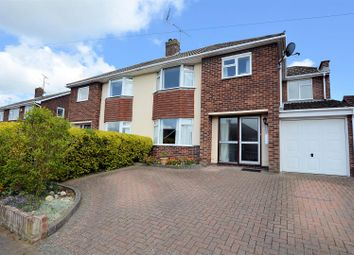 Thumbnail 5 bedroom semi-detached house for sale in Elmstone Drive, Tilehurst, Reading