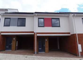 Thumbnail 2 bed terraced house to rent in Stanford Road, Colchester