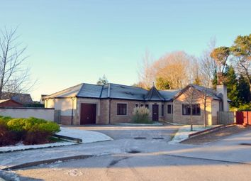Thumbnail 4 bed bungalow for sale in 23 Newton Gate, Nairn