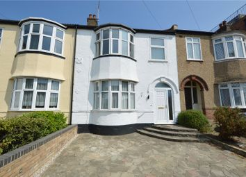 Thumbnail 3 bed terraced house for sale in Recreation Avenue, Leigh-On-Sea, Essex