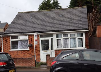 Thumbnail 3 bed detached bungalow for sale in Nansen Road, Leicester