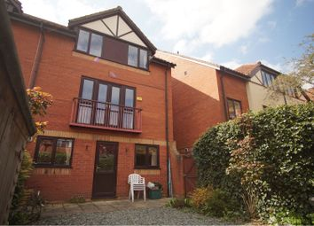 Thumbnail 2 bedroom town house for sale in Westbrooke Court, Bristol