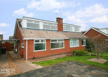 Thumbnail 3 bed semi-detached house for sale in Ludlow Close, Loughborough, Leicestershire