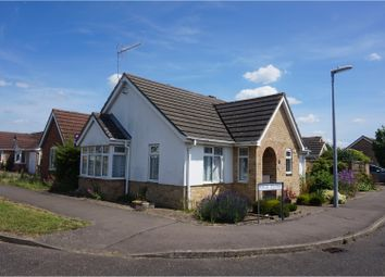 Thumbnail 2 bedroom detached bungalow for sale in Rigg Close, Wisbech