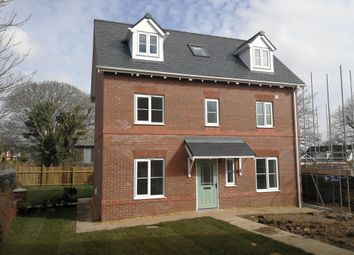 Thumbnail 4 bed detached house for sale in Clough Plot 18, 19, 21 Thorncliffe Road South Development, Barrow-In-Furness