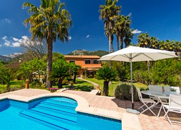 Thumbnail 4 bed property for sale in Campanet, Mallorca, Spain