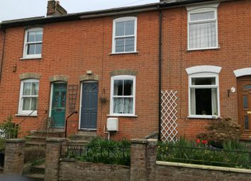 Thumbnail 2 bed cottage to rent in Castle Road, Hadleigh, Ipswich