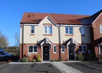 Thumbnail 3 bed terraced house for sale in Coracle Close, Shrewsbury