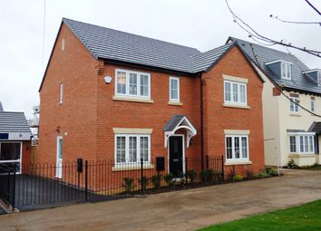 "Thumbnail 5 bedroom detached house for sale in ""The Marylebone"" at Northborough Way, Boulton Moor, Derby"
