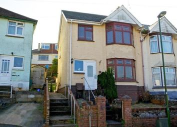 Thumbnail 3 bed end terrace house for sale in Stansfeld Avenue, Paignton