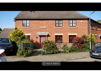 Thumbnail 4 bed semi-detached house to rent in Sorensen Court, Medbourne, Milton Keynes