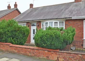 Thumbnail 3 bed semi-detached bungalow for sale in Highbury Place, North Shields
