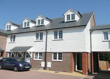 Thumbnail 3 bed property to rent in Sherway Close, Headcorn, Ashford