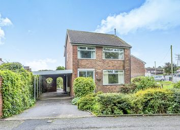 Thumbnail 3 bed detached house for sale in High Street, Knutton, Newcastle