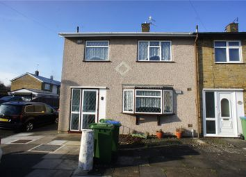 Thumbnail 3 bed end terrace house for sale in Bracondale Road, Abbeywood, London