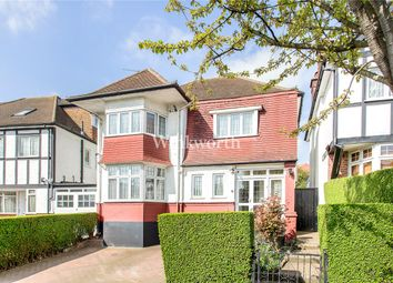 Thumbnail 4 bed property to rent in Rundell Crescent, London