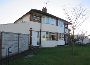 Thumbnail 4 bedroom semi-detached house for sale in Stanford Road, Luton