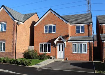 Thumbnail 4 bed detached house for sale in Lancer Road, Shrewsbury
