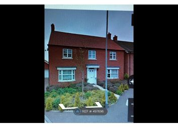 Thumbnail 4 bed terraced house to rent in Peregrine Mews, Cringleford, Norwich