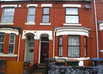 Thumbnail 2 bed terraced house for sale in Humber Avenue, Stoke, Coventry